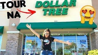 TOUR NA DOLLAR TREE (TUDO CUSTA $1 ) ♥ - Bruna Paula