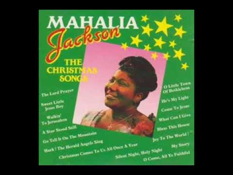 Mahalia Jackson- WHAT CAN I GIVE