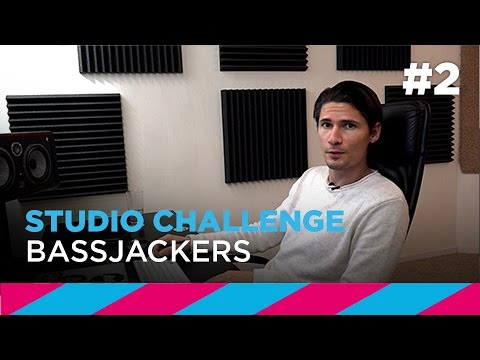 Studio Challenge #2: Ralph (Bassjackers) creates track in 1 hour [NL SUB] | SLAM!
