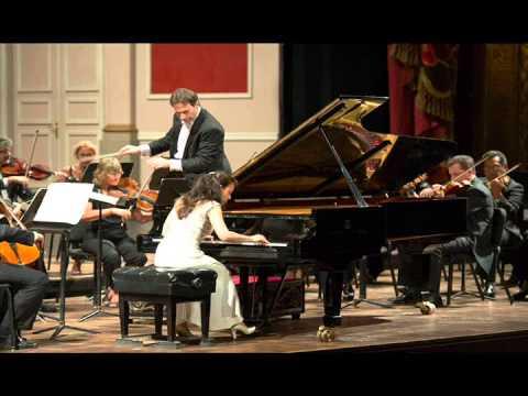 KARIN LECHNER Mendessohn Piano concierto 1 Entrevista Radio Nacional Clasica FM 96.7