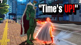 Download I Let Him Hit Saitama For 1 Minute To See What Happens! OPM Closed Beta Mp3 and Videos