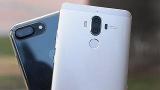 140 MP'lik Fotoğraf İle Reklam Yapan Huawei Mate 9 Vs iPhone 7 Plus Kamera Karşılaştırması