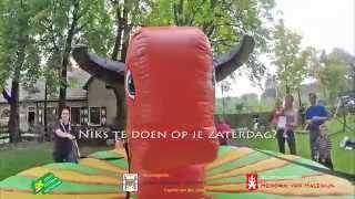 Opendag Scoutcentrum Rotterdam, Johan van der Veecken & Hendrik van Halewijn.