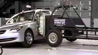 278. 2004-2010 BMW 5 Series crash test - Consumer Reports Video Hub