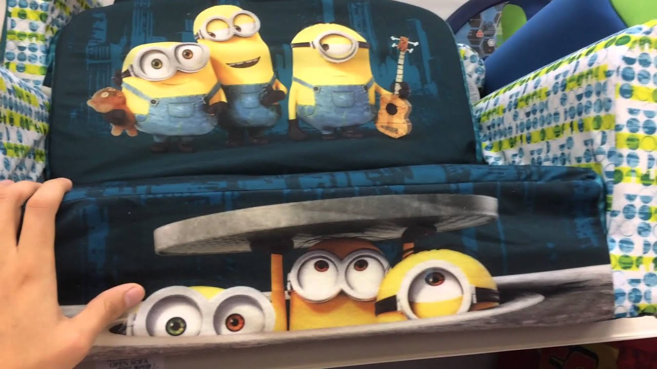 Despicable Me 2 Minions Chair Sofa Couch for Children ...