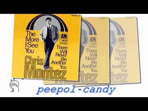 Chris Montez - The More I See You /HD /Lyrics