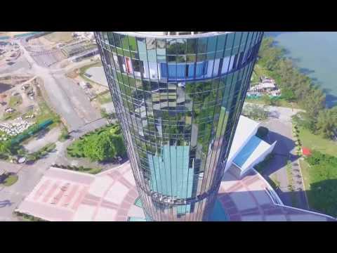 Aerial - Yayasan Sabah Tower