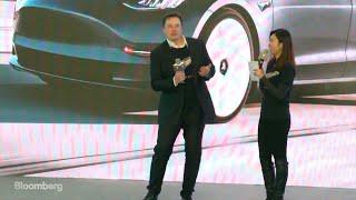 Musk Pulls Off Dance Moves at Tesla's Shanghai Plant