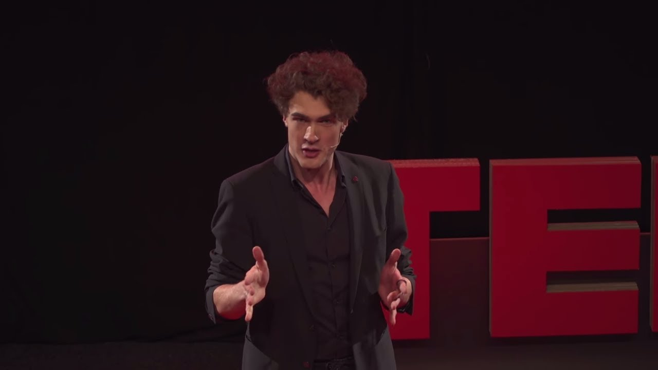 Download How To Manipulate Emotions | Timon Krause | TEDxFryslân