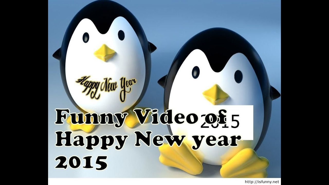 Funny Video of Happy New year 2015 | Funny Clip For ...