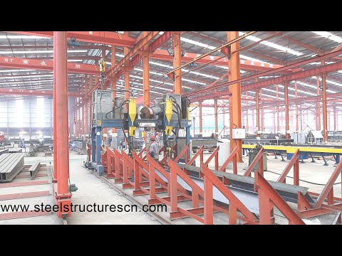 Prefabricated Steel Warehouse Buildings