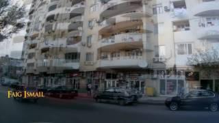 Баку 8км дворы школы 251 и базар