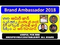 brand ambassador 2018 in telugu||bank exams,ibps ,railway exams,  ,ssc, vro,, rrb group d,