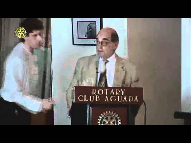 Rotary Aguada: Paulo Alterwain 1/3