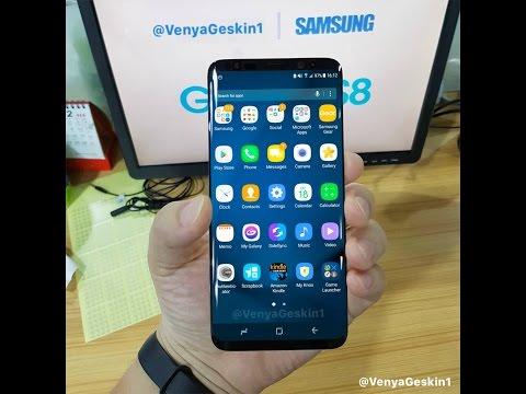 Galaxy S8 got Leaked!
