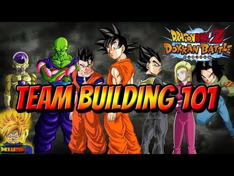 How to Build a Team on Dokkan Battle (Part 1 - The Basics)
