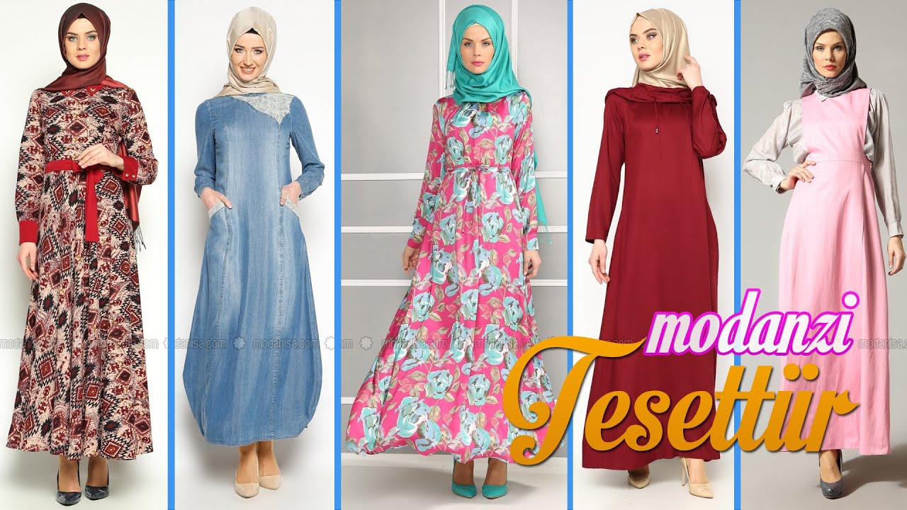 13f0ba3943cb3 Modanisa 2016 İlkbahar / Yaz Tesettür Elbise Modelleri Video Galeri 3/5 |  #Tesettür Elbise Modelleri