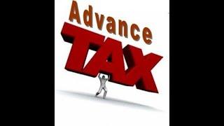 Installments of Advance Tax and Interest u/s 234B