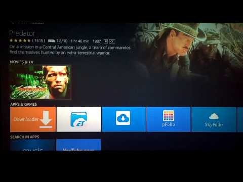 Mobdro New Install/OR Update For Amazon Fire TV/ Fire Sticks (6/2017)