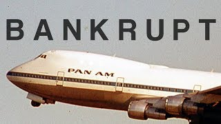 Bankrupt - Pan Am