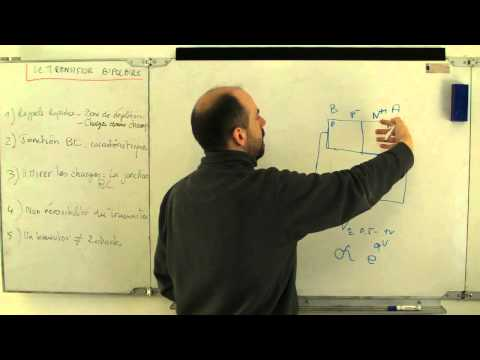 39 - Tutoriel 3 : le transistor bipolaire.