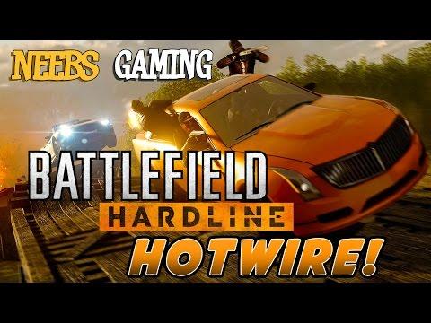 Battlefield Hardline Beta: Hotwire - Neebs on PC  