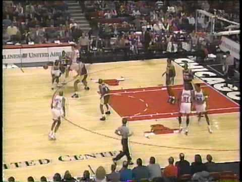 95/96 Chicago Bulls vs LA Lakers (16.12.1995.)