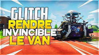 Fortnite Glitch: Having the Invincible Van in Ride the Lightning on Save the World!