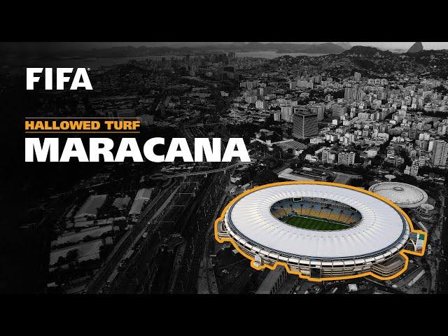 Maracana | Brazil 1950 & 2014 | FIFA World Cup
