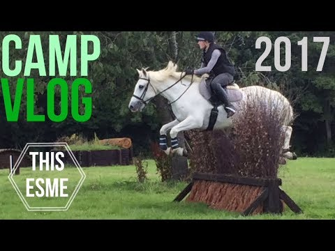 Camp Vlog | Day in the life | This Esme