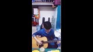 Chia tay sẽ tốt hơn ~ Hồng Dương M4U (guitar)
