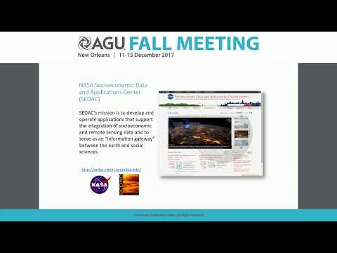2017 Fall Meeting - IN31F Examining Societal Impacts of the