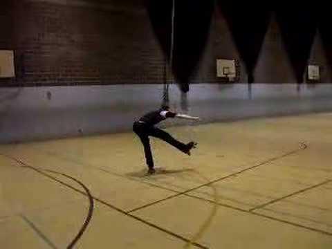 My Heel to Sit Spins Roller Skates !