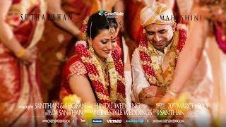 Tamil Hindu Wedding_Sutharsan & Maheshini