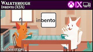Walkthrough - Inbento (XSX) - All Solutions screenshot 5