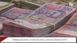 Forex бесплатно: узнай, что ждет курс гривны к доллару на Форексе в 2014 г