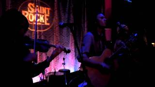 Green Blossom String Band @ Saint Rocke Hermosa Beach CA 1-20-12
