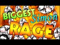FUNNY CRAZY BIGGEST SIMON RAGE EVER ... IN BULGARIAN ... WITH SUBTITLES (League of Legends Rage)