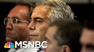 New Reporting Bolsters Case Jeffrey Epstein Prosecutors Misled Judge | Rachel Maddow | MSNBC