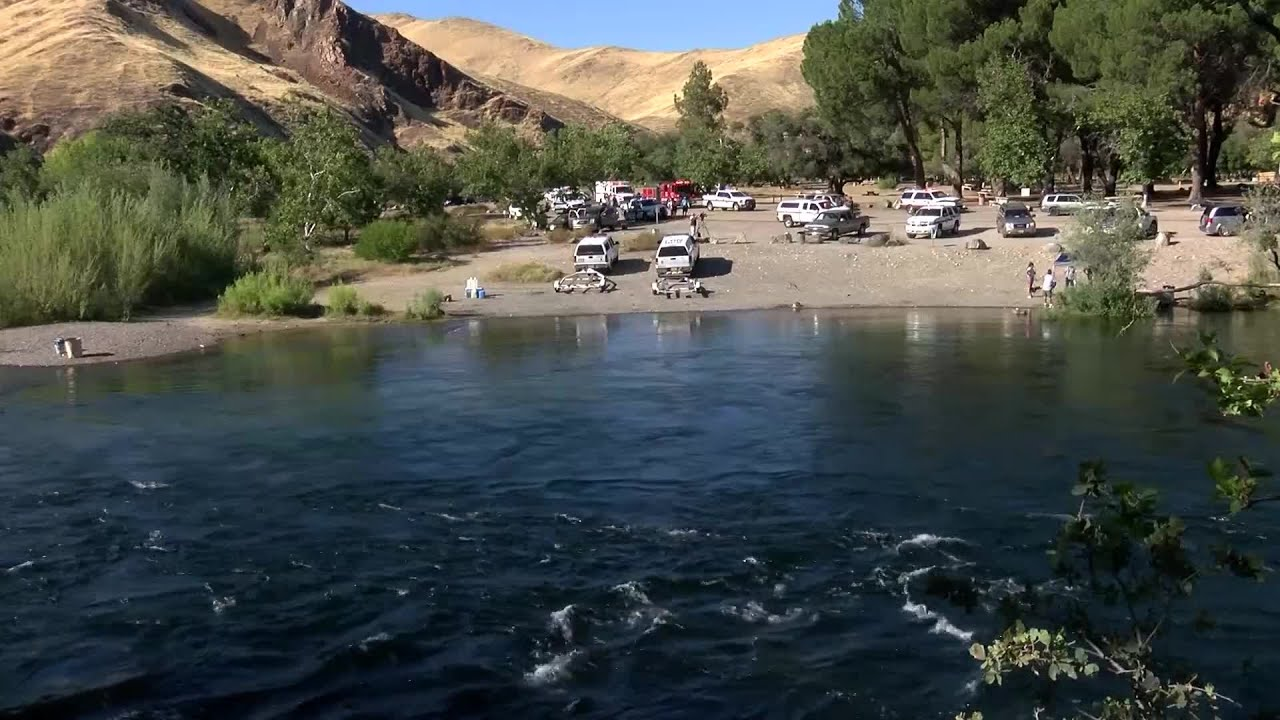 Man trying to save a child drowns in Fresno County river