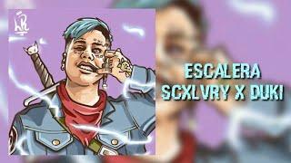 Duki X Scxlvry - Escalera (Video Lyrics)