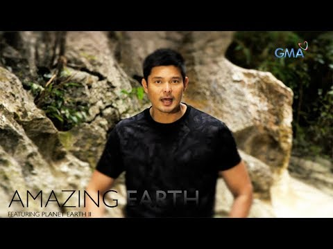 Amazing Earth: Diskarte at tapang - Teaser - 동영상