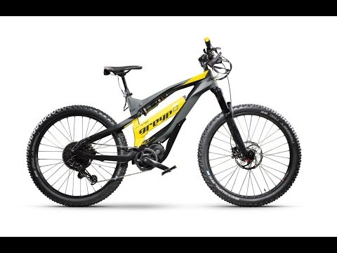Greyp bikes GREYP G6 Electric Bike / ULTIMATE EBIKE 2019.