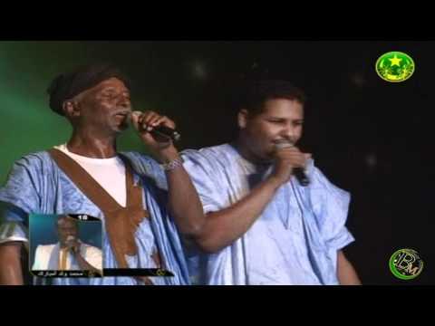 el meda7 el3aydat & Esyed  tv mauritania  العايدات والسيد وبدن