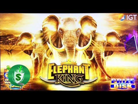 ++NEW Elephant King slot machine