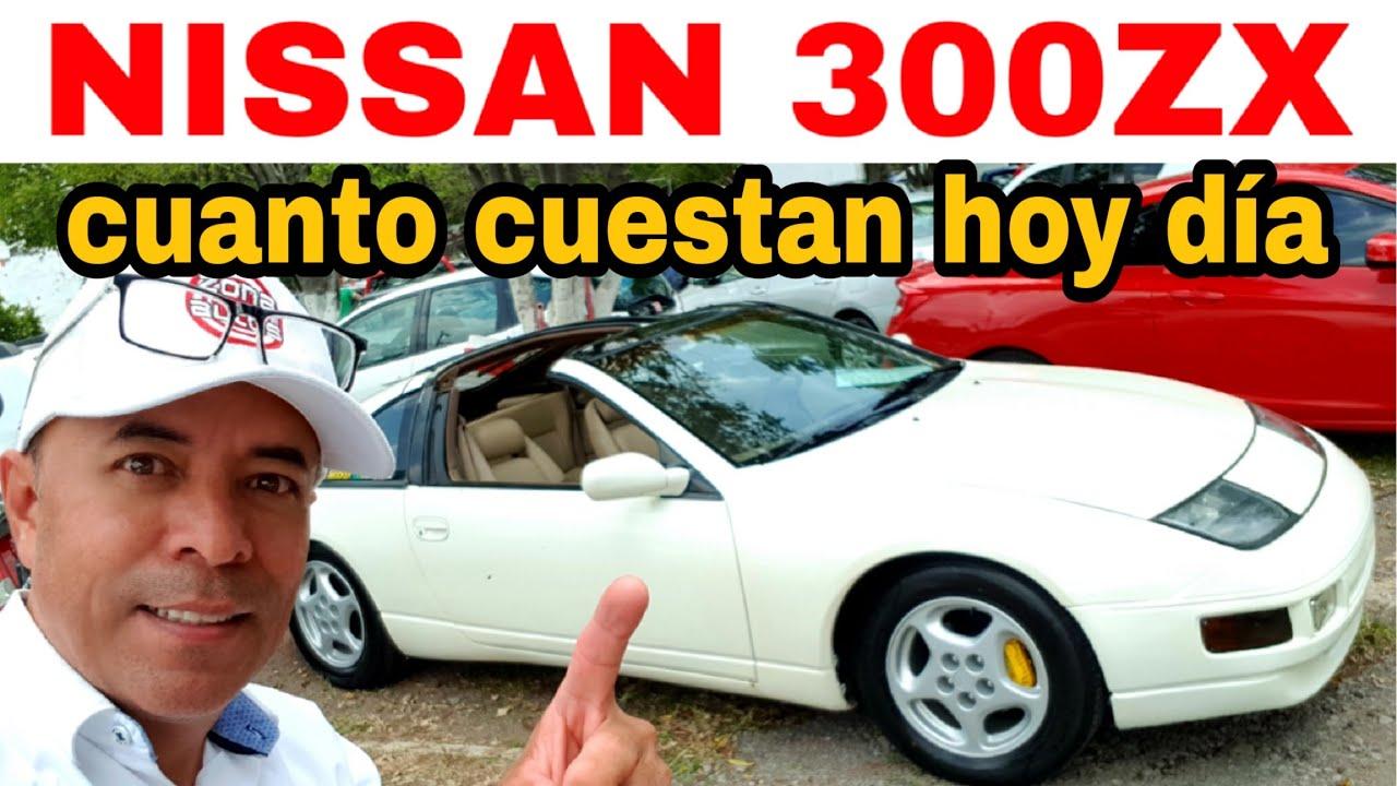 NISSAN 300ZX auto deportivo japonés con historia zona autos tianguis de autos en venta