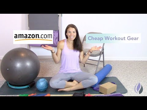 My Favorite Pilates Equipment For Home | Cheap Workout Gear | Amazon.com Fitness Favorites