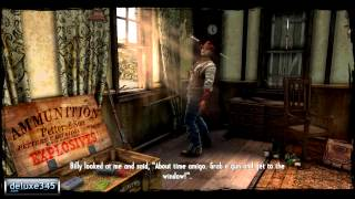 Call of Juarez Gunslinger Gameplay (PC HD)