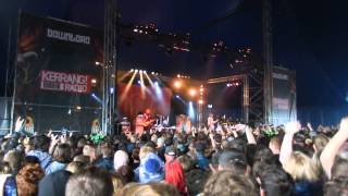 The Darkness - I Believe In A Thing Called Love Live Download Festival 2015