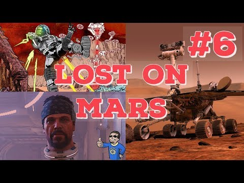 Wingsuit | Lost on Mars | Far Cry 5 DLC #6 thumbnail